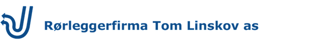 Logo, Rørleggerfirma Tom Linskov AS